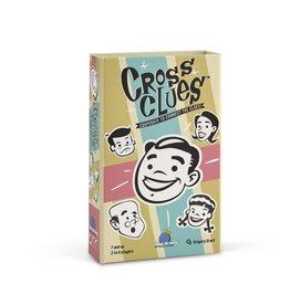 Blue Orange Cross Clues Game