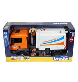 Bruder Toys America Inc MAN TGS Street Sweeper