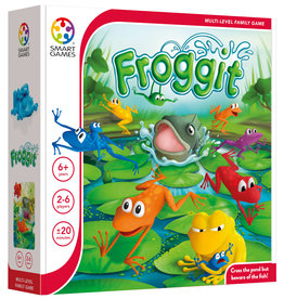Smart Toys and Games Froggit Game
