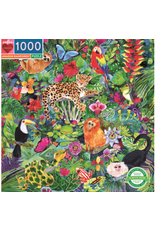 Eeboo 1000 pcs. Amazon Rainforest Puzzle
