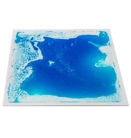 Spooner Inc. Surfloor Liquid Tiles, Blue