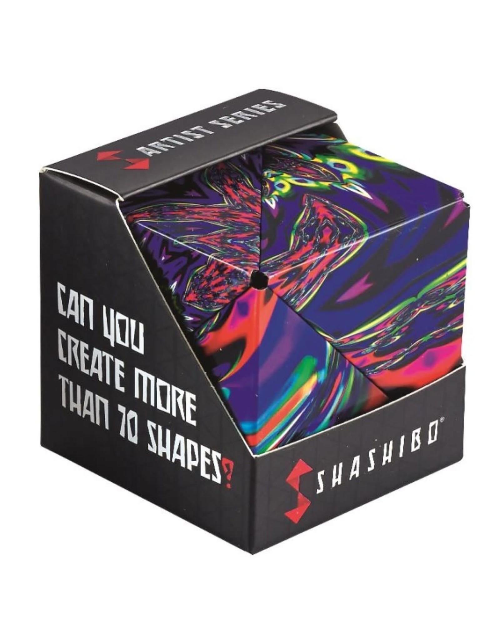 Fun in Motion Toys Shashibo: Chaos