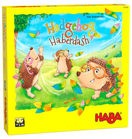 Haba Hedgehog Haberdash