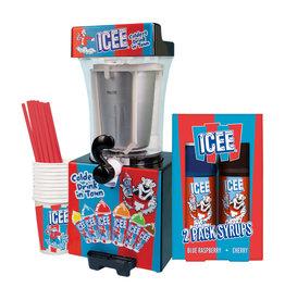Iscream ICEE Slushie Making Machine Combo Pack, 3pcs.