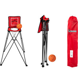 Jamberly Group Hoopman! Portable Basketball Goal