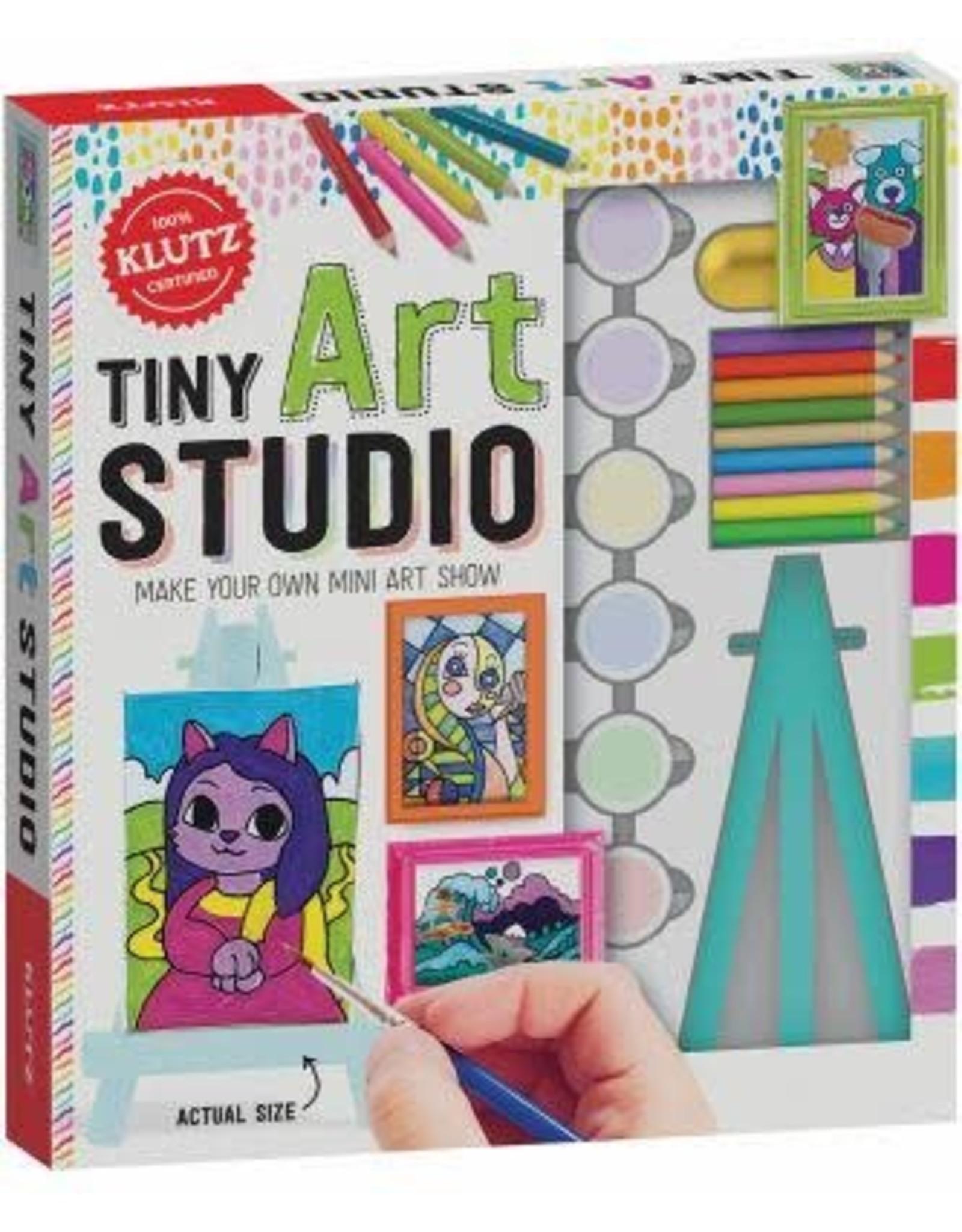 Klutz Klutz: Tiny Art Studio