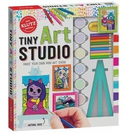 Klutz Klutz: Tiny Art Studio