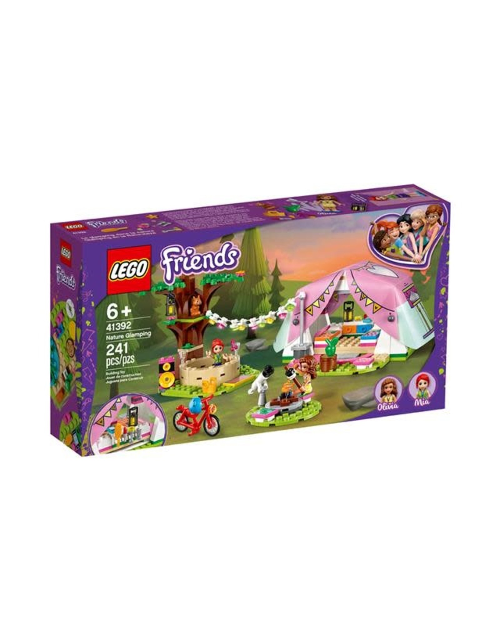 LEGO LEGO Friends, Nature Glamping