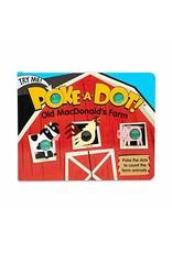 Melissa & Doug Poke-A-Dot Book: Old MacDonald's Farm