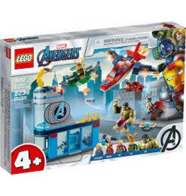 LEGO LEGO Avengers, Wrath of Loki