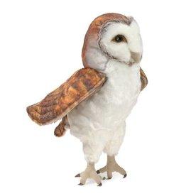 Folkmanis Barn Owl Puppet