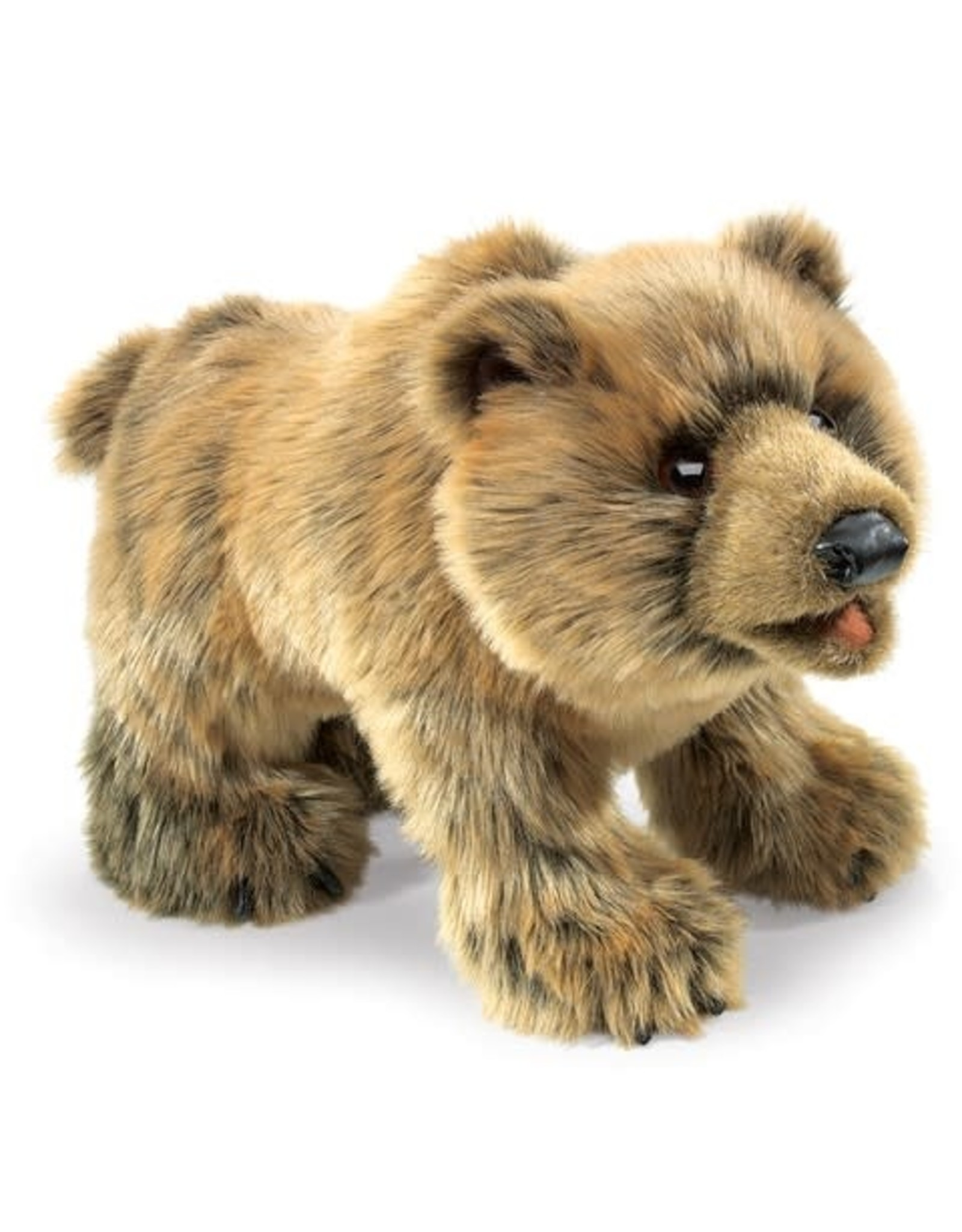 Folkmanis Grizzly Bear Puppet