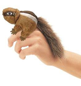 Folkmanis Mini Finger Puppet, Chipmunk