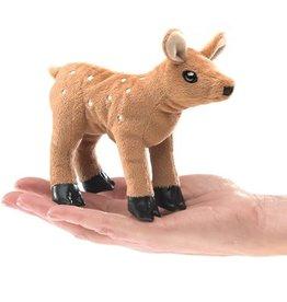 Folkmanis Mini Finger Puppet, Fawn