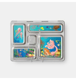 PlanetBox PlanetBox Rover Magnets, Mermaids