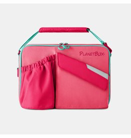 PlanetBox PlanetBox Carry Case, Guava