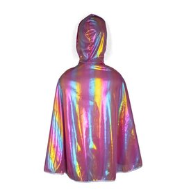 Great Pretenders Rainbow Princess Cape, Size 4-6