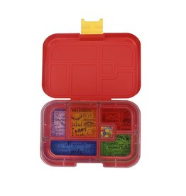 MunchBox MunchBox Maxi6, Red Lava
