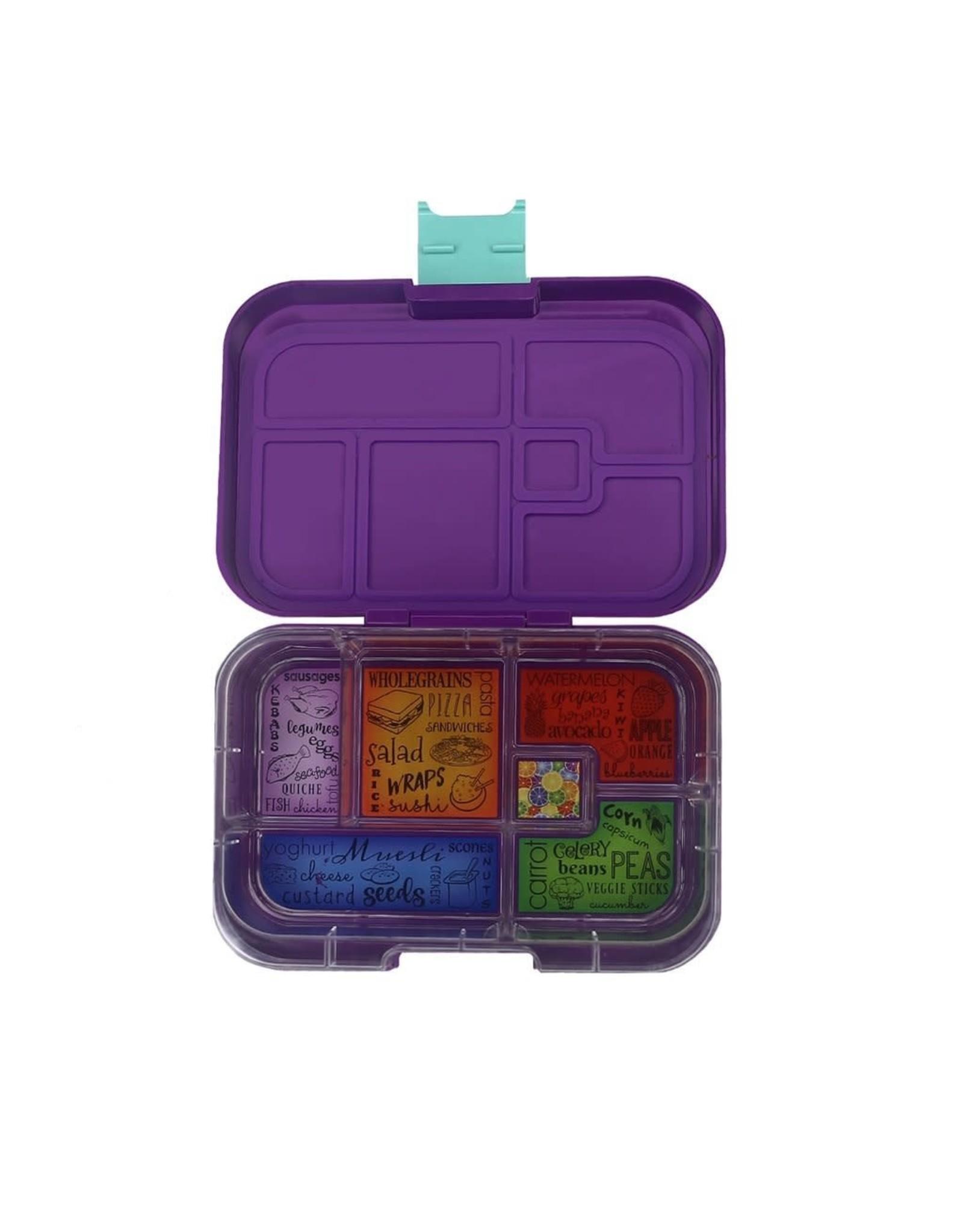 MunchBox Munchbox Maxi6, Purple Peacock