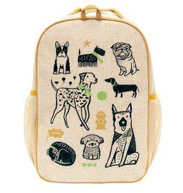 So Young Grade School Backpack, Wee Gallery Pups