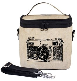 So Young Large Cooler Bag, Black Camera