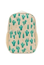 So Young Grade School Backpack, Cacti Desert