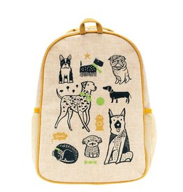 So Young Toddler Backpack, Wee Gallery Pups