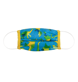 Great Pretenders Set of 3 Face Masks, Camp Dino/Blue/Green