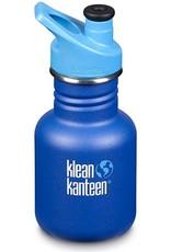 Klean Kanteen Klean Kanteen 12oz, Kids Sport Cup, Surfs Up