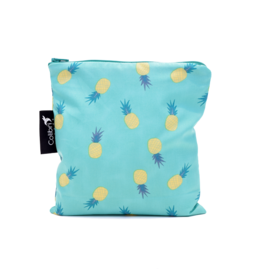 Colibri Reusable Snack Bag Large, Pineapple