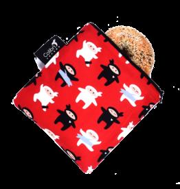 Colibri Reusable Snack Bag Large, Ninja