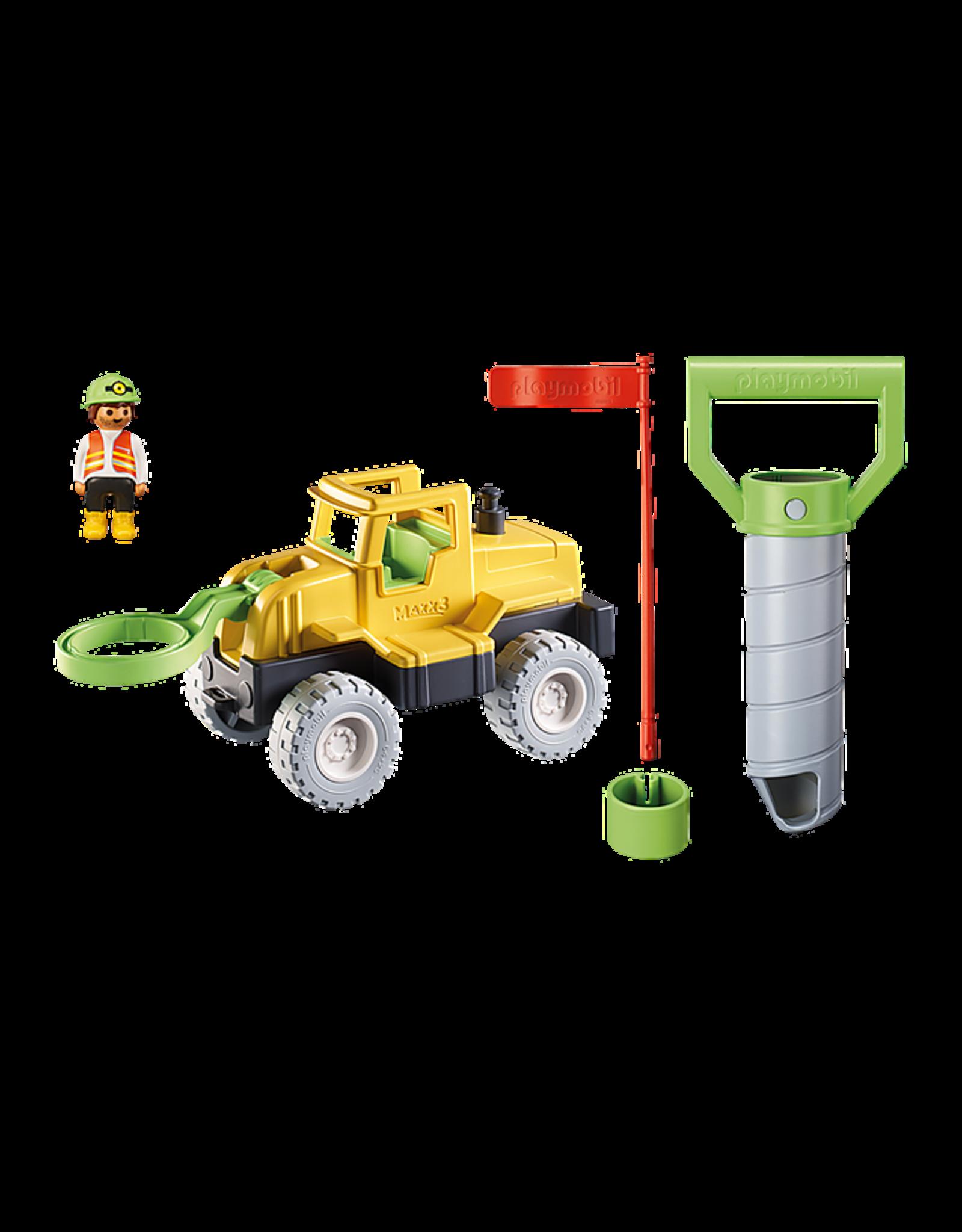 Playmobil Drilling Rig