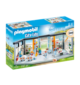Playmobil Furnished Hospital Wing