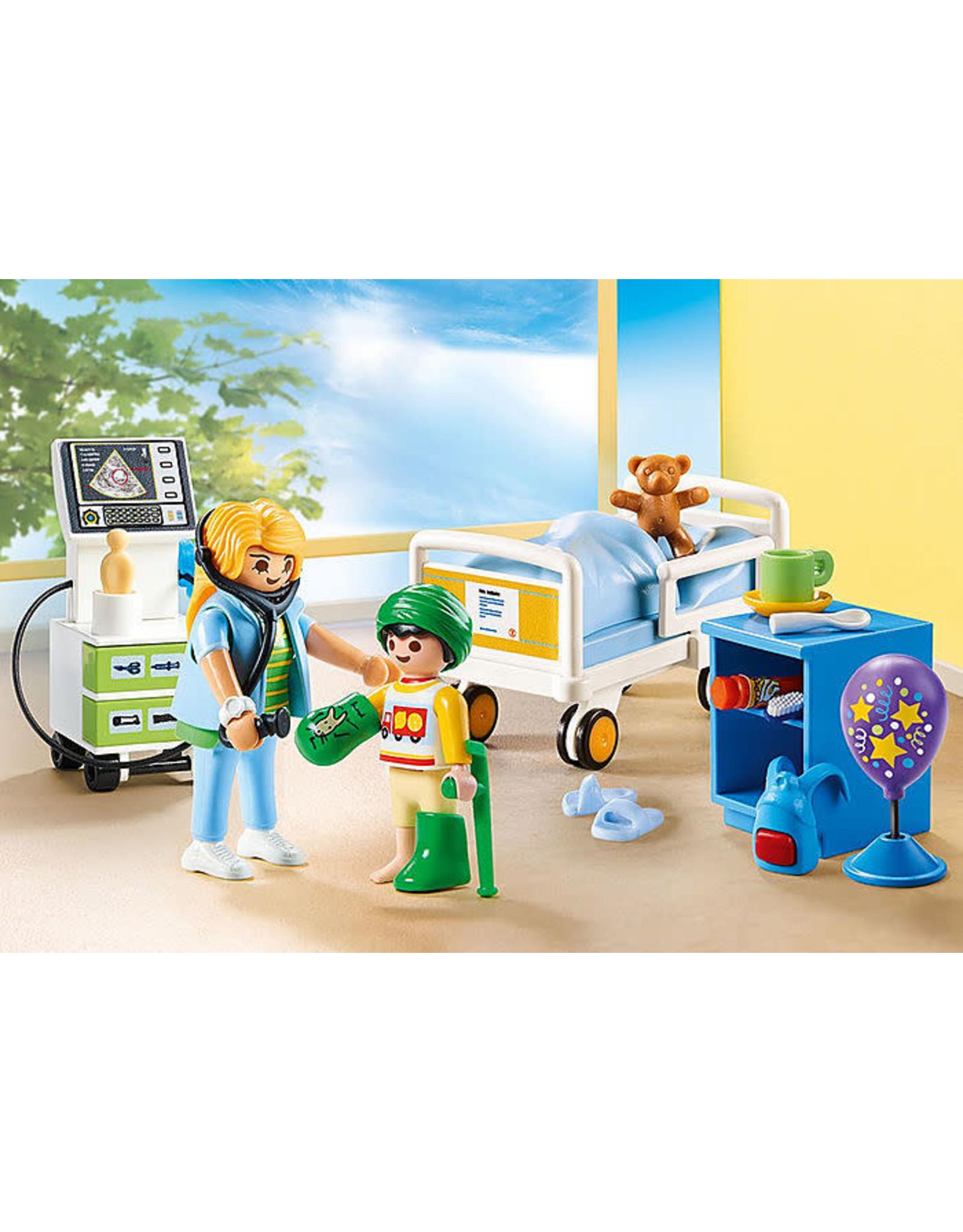 Playmobil Childrens Hospital Room