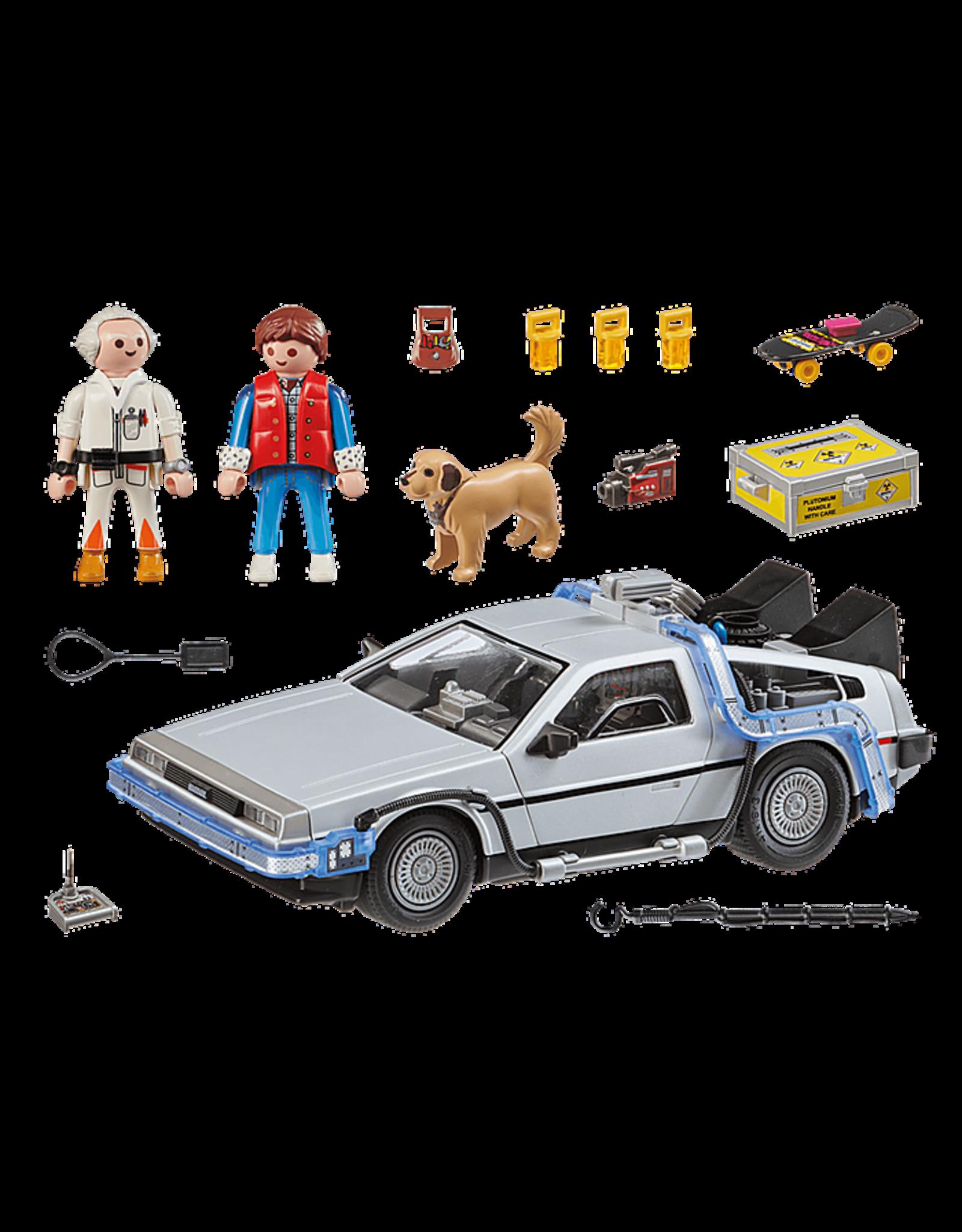 Playmobil Back to the Future, DeLorean