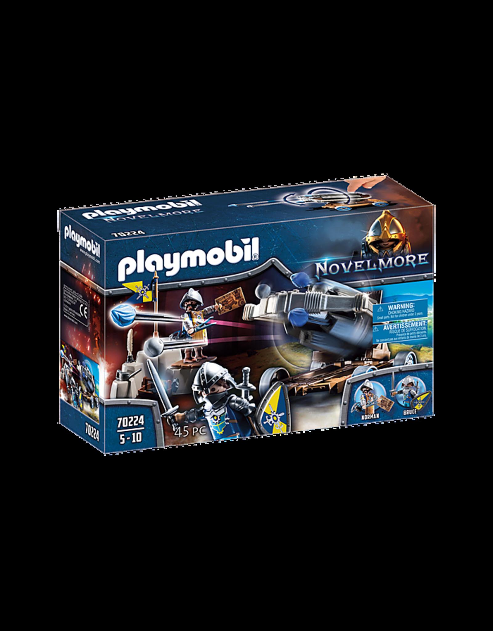 Playmobil Novelmore Water Ballista