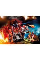 Playmobil Burnham Raiders Dragon Training