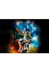 Playmobil Novelmore Crossbowman with Wolf