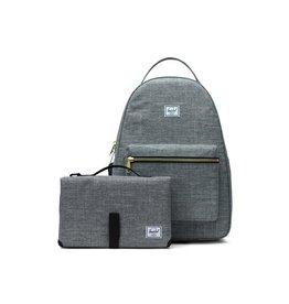 Herschel Supply Herschel Nova Sprout Backpack, Raven Crosshatch