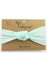 Baby Wisp Baby Wisp Turban Knot Headband, Mint