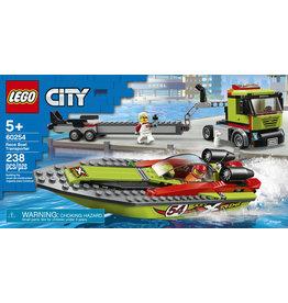 LEGO LEGO City, Race Boat Transport