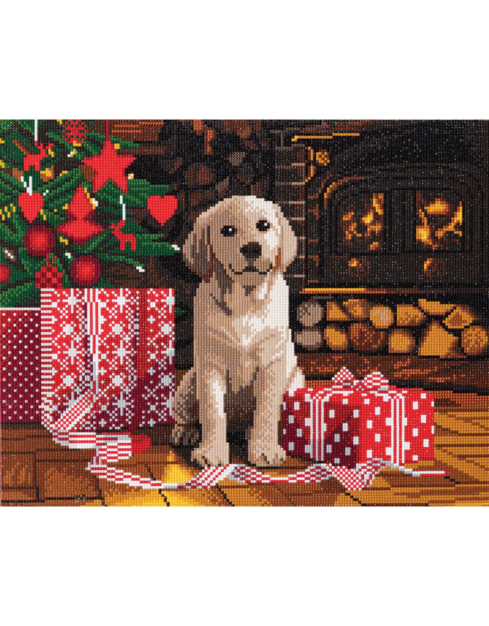 Outset Media Crystal Art, Labrador Puppy