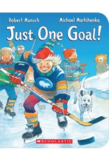 Scholastic Canada Just One Goal! (BB)