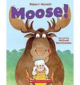 Scholastic Canada Moose!