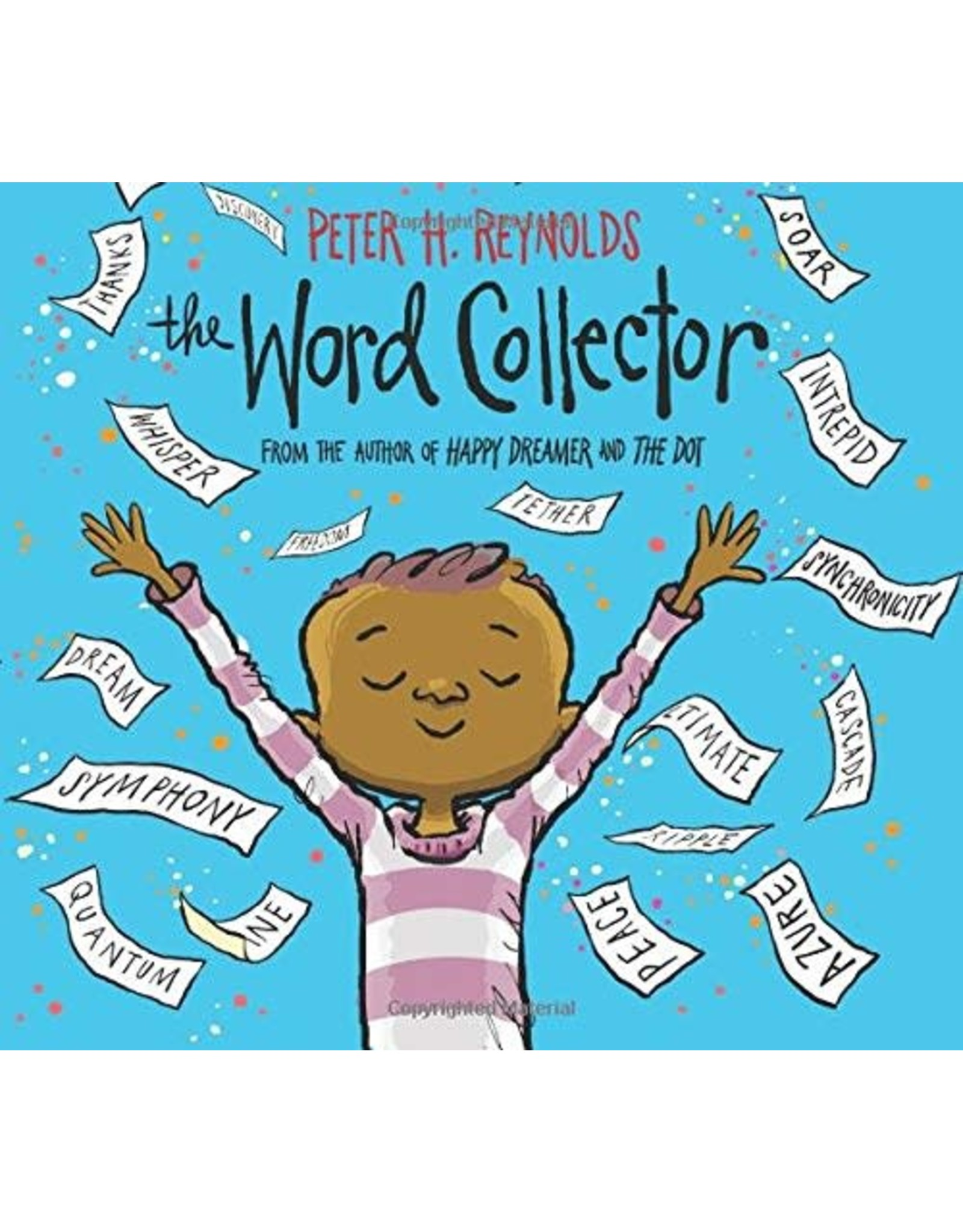 Scholastic Canada The Word Collector (HC)