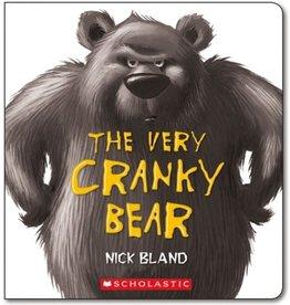 Scholastic Canada The Very Cranky Bear (BB)