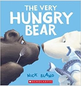 Scholastic Canada The Very Hungry Bear (BB)