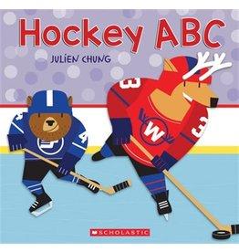 Scholastic Canada Hockey ABC (BB)