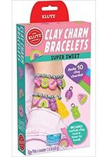 Klutz Klutz: Clay Charm Bracelets Super Sweet