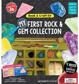 Klutz Klutz Jr: My First Rock and Gem Collection